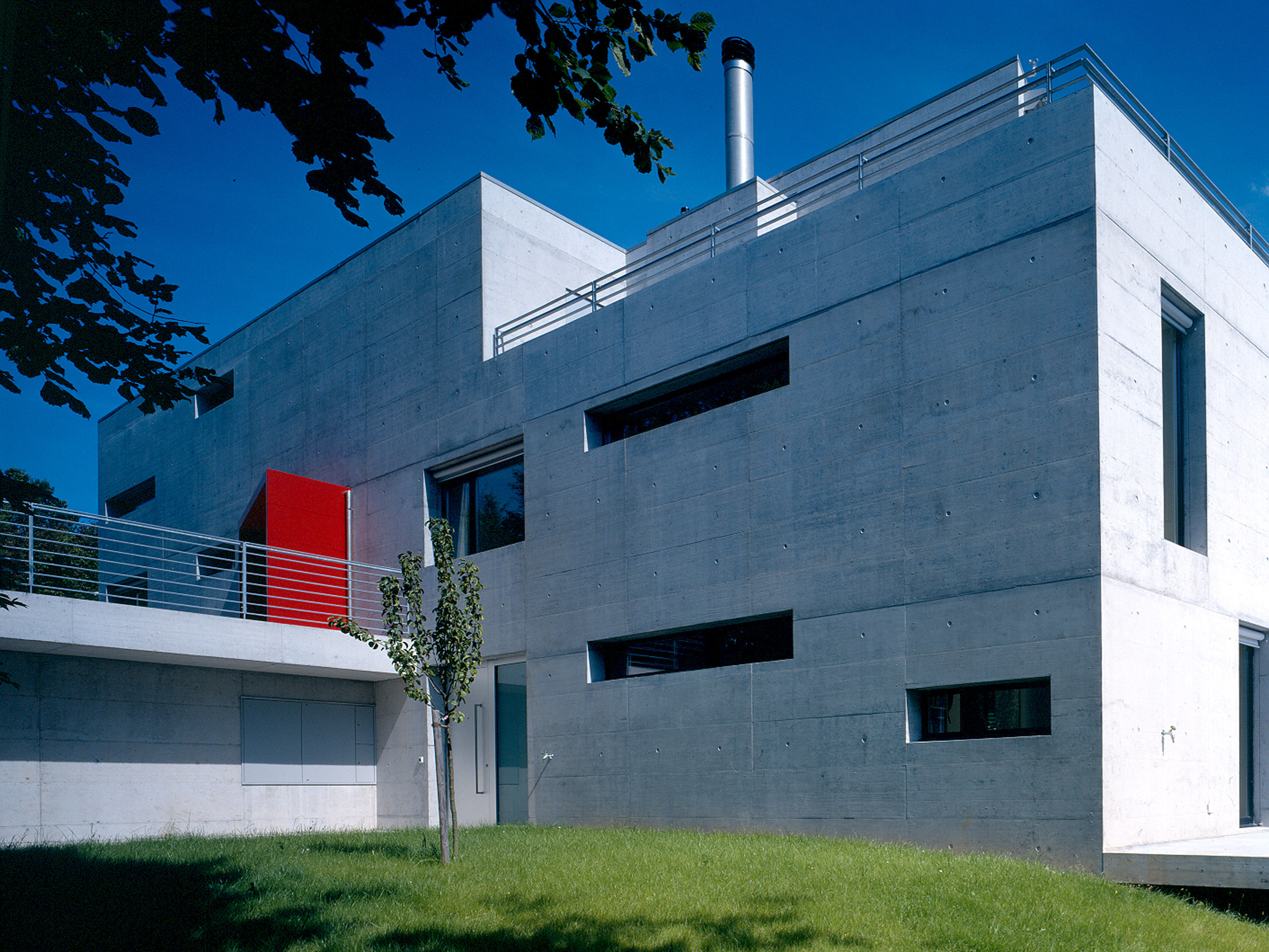 Haus fr hlicher zollikon bob gysin partner bgp - Bob gysin partner bgp architekten ...