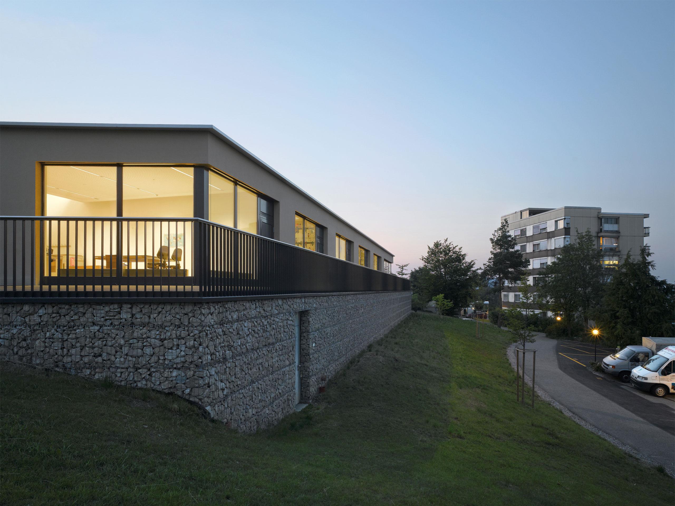 bildungs und tagesst tte dielsdorf bob gysin partner bgp. Black Bedroom Furniture Sets. Home Design Ideas