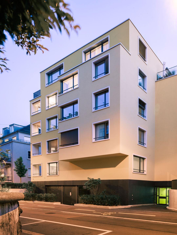 mehrfamilienhaus freiestrasse z rich bob gysin partner bgp. Black Bedroom Furniture Sets. Home Design Ideas
