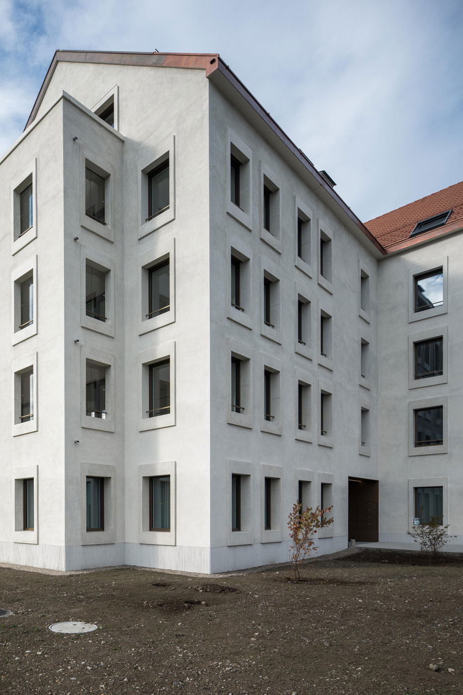 M lihof alberswil bob gysin partner bgp - Bob gysin partner bgp architekten ...