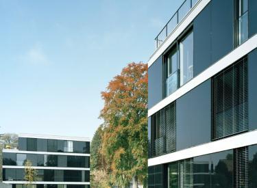 wohn berbauung fehlmann areal winterthur bob gysin partner bgp. Black Bedroom Furniture Sets. Home Design Ideas