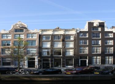 Haus leliegracht amsterdam bob gysin partner bgp - Bob gysin partner bgp architekten ...